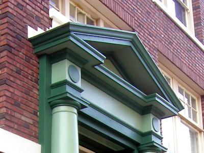 Exterior Architrave Restoration
