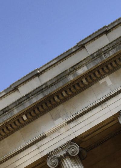 Exterior Cornice Restoration